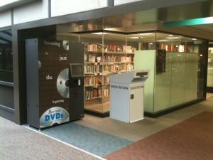 Library Media Box - Cuyahoga MetroHealth