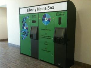 Library Media Box - Frankfort KY