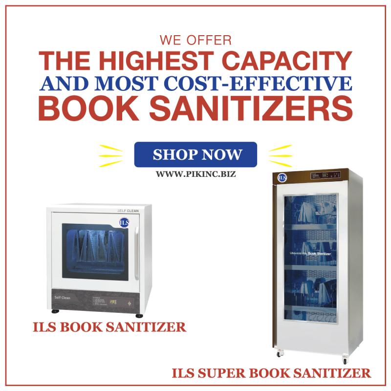 Sanitizing Machines