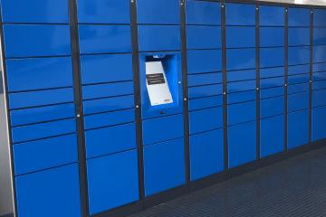 Library Locker Systems
