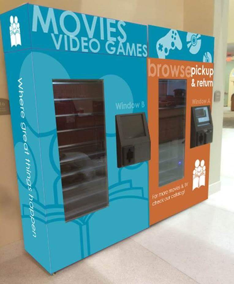 video game lending for libraries